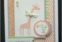 Cards - * Zoo Babies / by Trisha Klowak