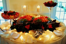 Catering/Food Tables / by Shirley Goforth- Ward