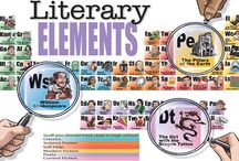Literary Elements - Adult Summer Reading Club 2014 / by Denville Library