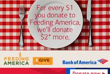 Rise Up Against Hunger / Together we can solve hunger! / by New Hampshire Food Bank