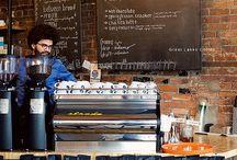 Coffee Shop / by Sarah Peloquin