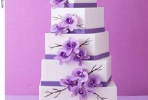 Wedding cakes / by Victoria Angam Rasmussen
