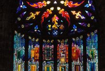 Stained Glass / by ✄ Kelly Gilbert