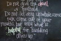 Scripture<3 / by Jodi Stephens