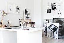 OFFICE STUDIO / by Lisette