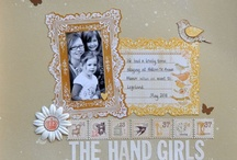 Scrapbook Pages / by Fiona Cullen