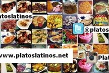 Platoslatinos / by PlatosLatinos