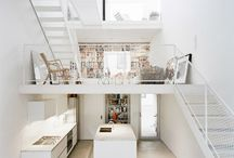 Mezanines, Lofts & Studios / by Imelda Moss