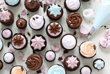 Cupcakes and Dreams / by The Beauty Of Life | Katherine Mackenzie-Smith