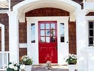 Doors, doors & more doors / by Heather Hundley