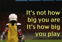 Sports quotes we love / by Inspired Bronze
