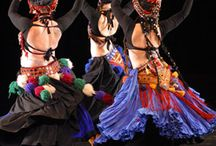 ATS® / Just a few things to inspire me & and other ATS® Bellydancers out there!  / by Hannah Godfrey