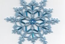 Tatting  / Lovely inspiration / by Carole Fowler