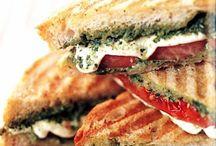 Sandwiches / by Patti Reinoehl