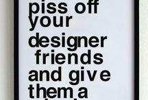 graphic design related / by Jamie Burkett