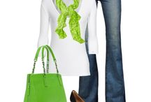outfits - spring into summer / by Brandy Dotts