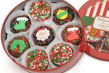Christmas Treats & Desserts / by Chef Steve's 1-800-Bakery