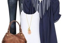 Outfit ideas / womens_fashion / by Laura Minifie