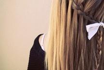 Hairstyles<3 / Hair styles!! / by Sarah Wang