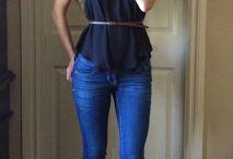 Dream Wardrobe / Clothing wanted / by Emily Nichole