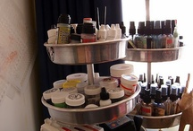 Bathroom Organizing Tips  / Clever storage solutions for any size bathroom. / by Molly Hayden Gold