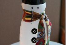 Creamer bottle crafts / by Brooke Merritt