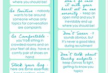 Tips & Useful Information / by UNK Panhellenic