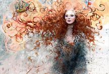 (f) ART / by Milda Designs