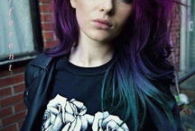 Hair color ideas / by cheyanne Smith