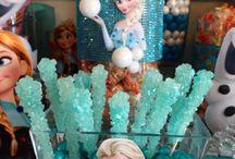Amelia's Frozen Party / by Melissa Cheek