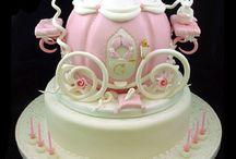 Cakes: Children / by Bonnie Merchant