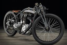 motorcycles / by Gregg Miner