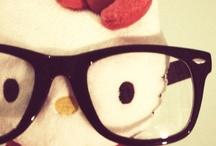I♥ Hello Kitty / by Brenda Derbin