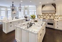 Kitchen Ideas / by Maritza Giles-Lopez