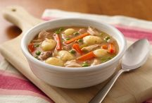 soups / by Audrey Urbanczyk