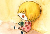 Illustrations / by Carmen Flores Ruiz