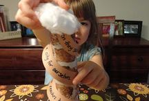 Children's church crafts :) / by Ashley Nicole