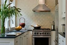 kitchens / by Jennifer Mcquary-Rice