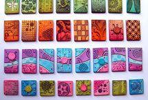 polymer clay / by Carolyn Dube