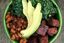Vegan & Gluten Free / by Sarah Jane Powell