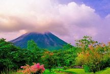 Arenal Costa Rica / by Melissa Harden