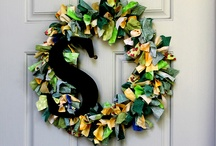 Wreathes / by Lynn Bruin
