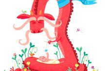 Artwork & illustrations I like / by Melissa Schlorman
