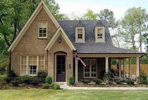 Home Architecture / Downsize someday! / by Anna Marie Sasse