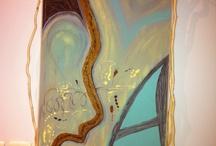 My Paintings and Art works / by Ahmed Alghunaim