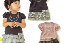 kids clothes / by Giselle Bigley