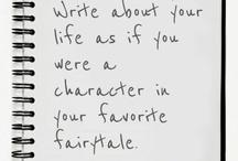 Writing / by Tara King