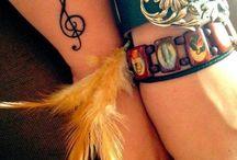 Tattoos / by Tori