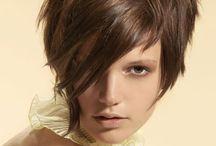 Cute Hair Ideas!! / by Jade Landgrebe