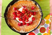 Dessert. / by Amy Sleeper